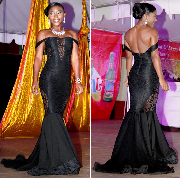 Miss Windward 2017 Best Eveningwear