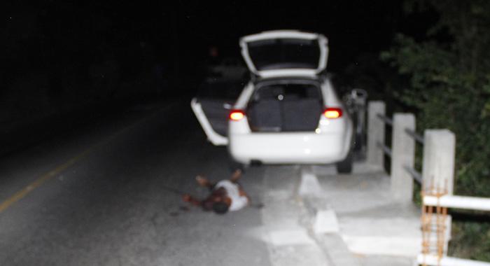 Casson Hill Murder Scene