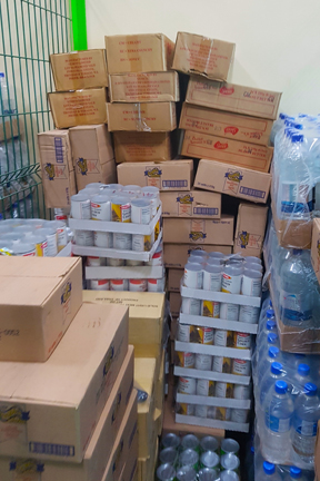 Relief Supplies 3