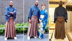 Kenton In Kimono