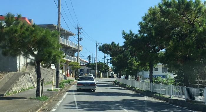 Kumejima Roads