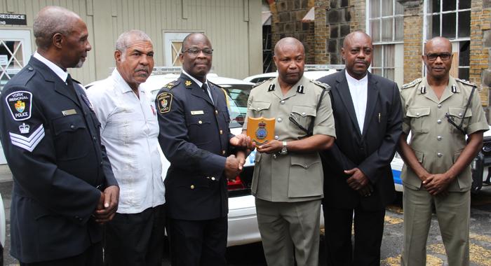 Police Cars Token