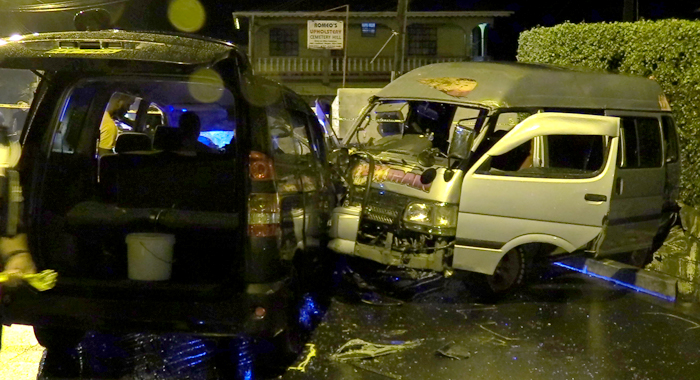 Accident In Kingstown