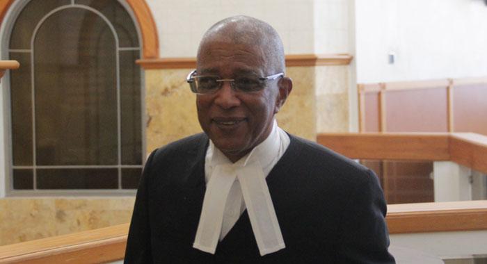 Justice Stanley John