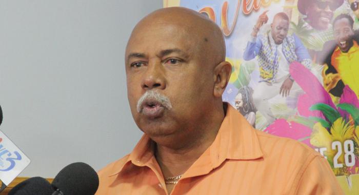 Cecil Mckie
