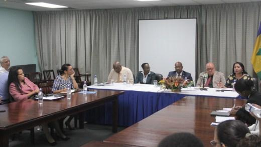Cuban Trade Delegation