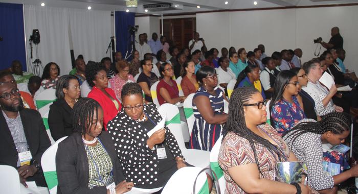 Tourism Conference Delegates