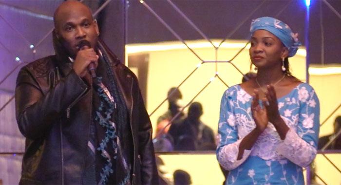 Rodney Powers And Hadiza Amadou