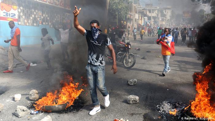 Unrest In Haiti 2