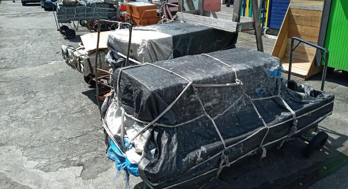 Vendors Carts