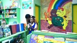 Fair Hall School Library