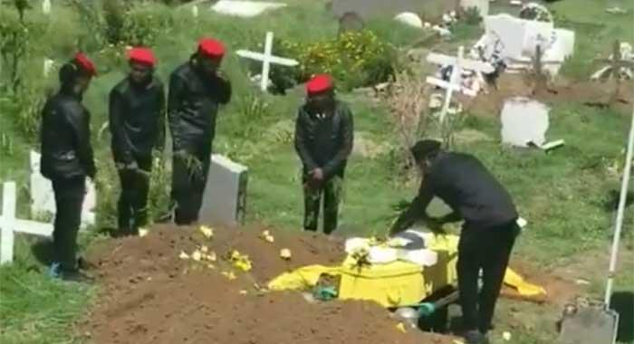 Luta Funeral Video 1