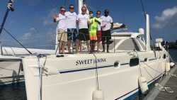 Svg Yacht Comes 2Nd In Windward 500