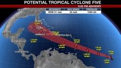 Tropical Cyclone Five