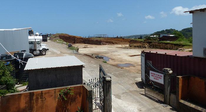 The Destruction Of Indian Bay 1