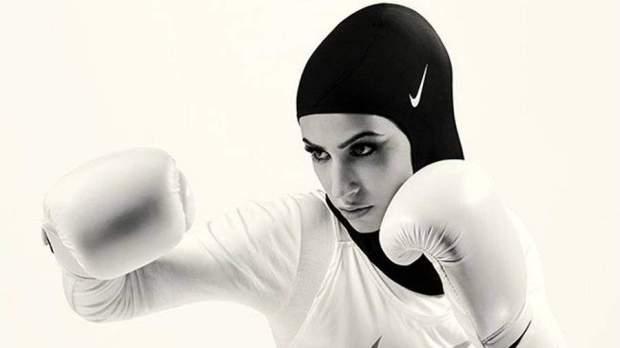 Nike презентовала первый в мире спортивный хиджаб