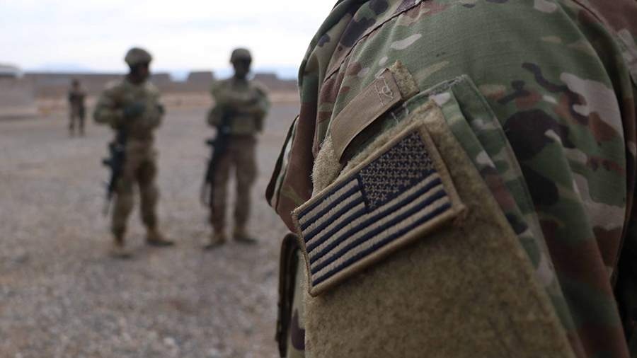 US military in Afghanistan