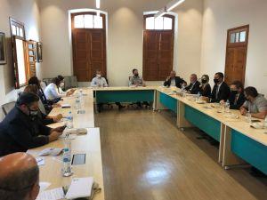 Reunião foi realizada na sede da FAEMG