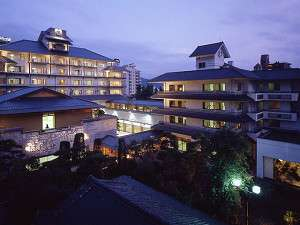 ホテル鷺乃湯 外観