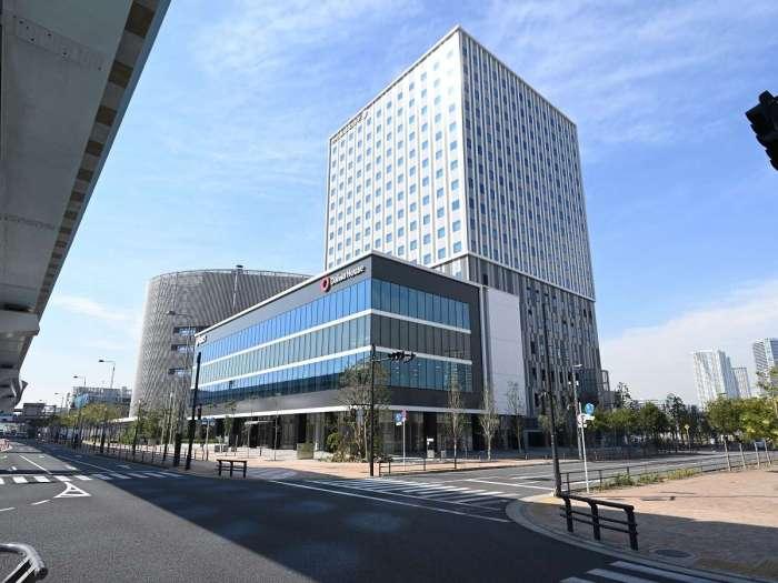 ホテルJALシティ東京豊洲の外観