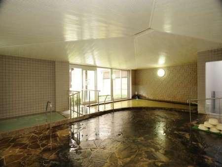 【かんぽの宿 塩原】大浴場