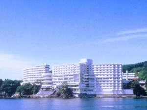 南三陸ホテル観洋 外観