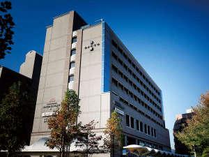 京都山科 ホテル山楽 外観