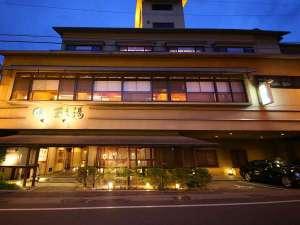 ホテル玉之湯 外観