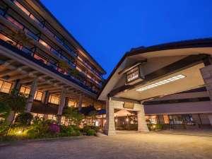 岩松旅館 外観