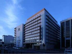 アパホテル京都駅堀川通 外観