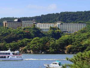 ホテル松島 大観荘 外観