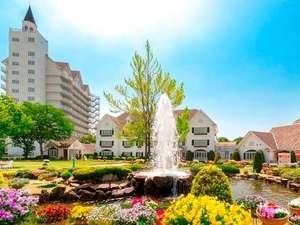 ホテルグリーンプラザ東条湖 外観