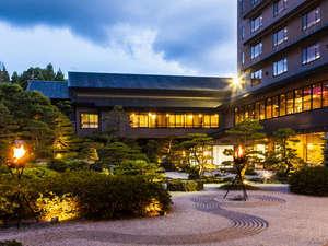 ホテル玉泉 外観