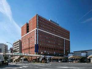 アパホテル倉敷駅前 外観