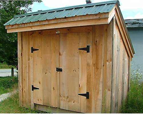 Wooden Tool Shed Plans  small tool shed 4x8 shed wooden tool