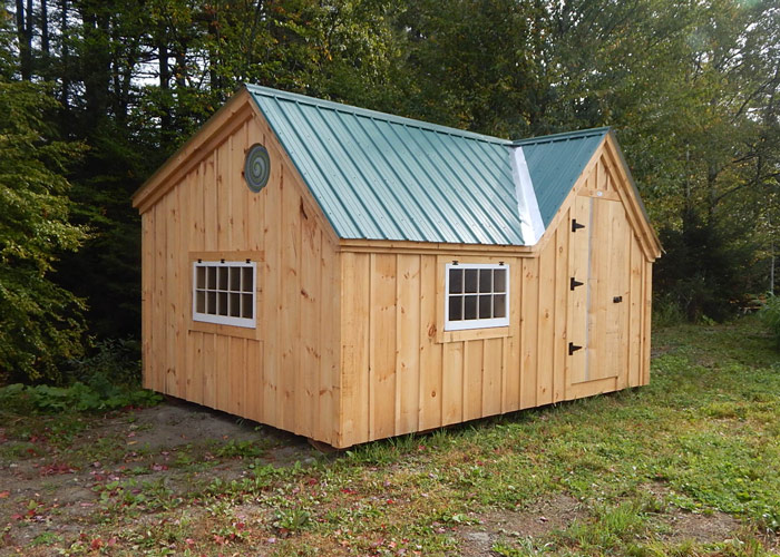 Diy Backyard Shed Kits