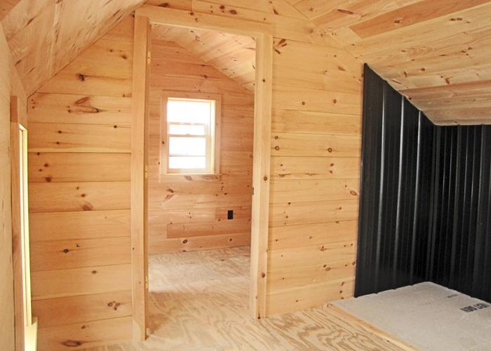 Wood Storage Shed Designs