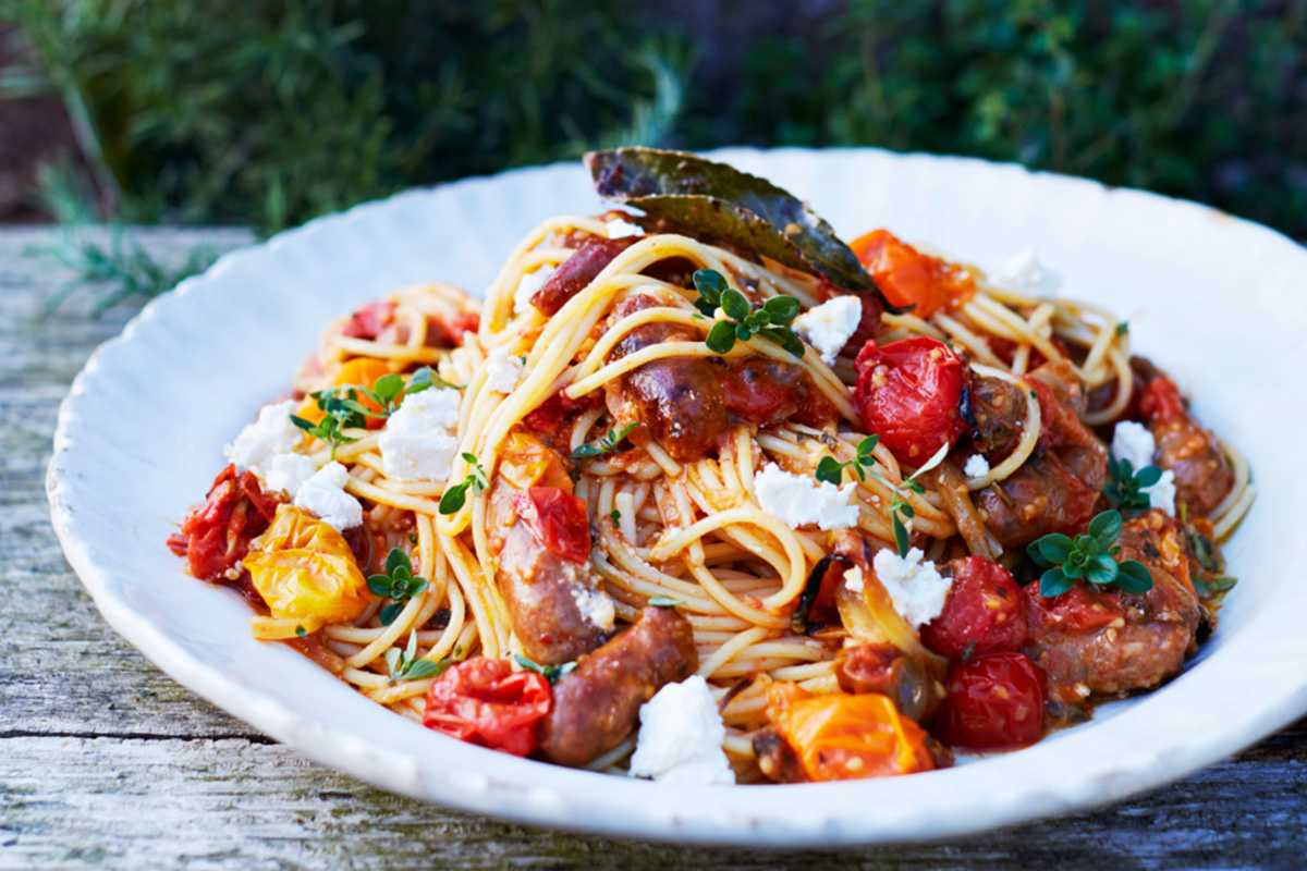 9 Totally Delicious Pasta Recipes Jamie Oliver Features