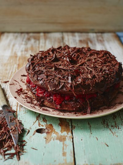 Chocolate Fruit Cake Recipe Jamie Oliver
