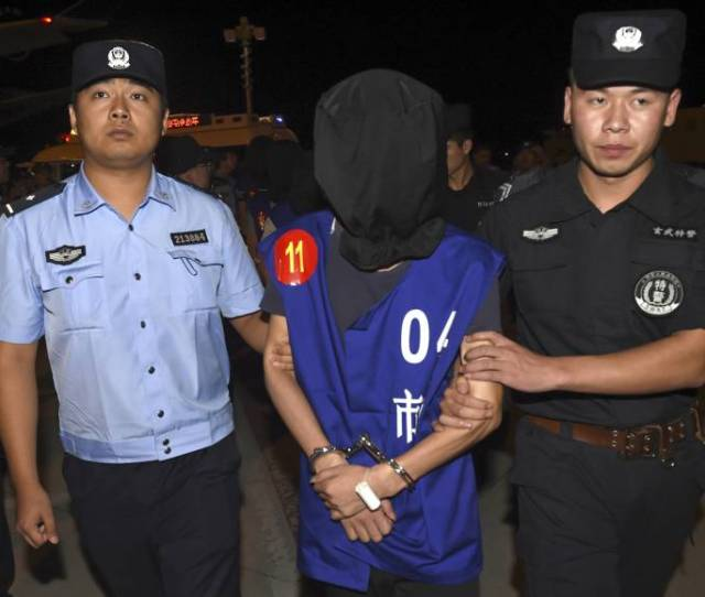 Cambodia Deports 63 Chinese Taiwanese Over Alleged Web Scam