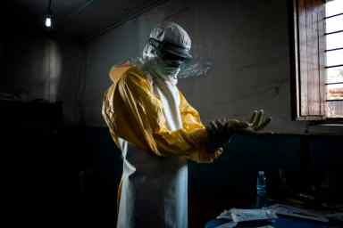 Measles killing more people than Ebola in Congo, Doctors Without Borders says | The Japan Times