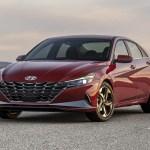 2021 Hyundai Elantra Preview Nadaguides
