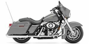 2008 HarleyDavidson FLHX Street Glide Prices and Values