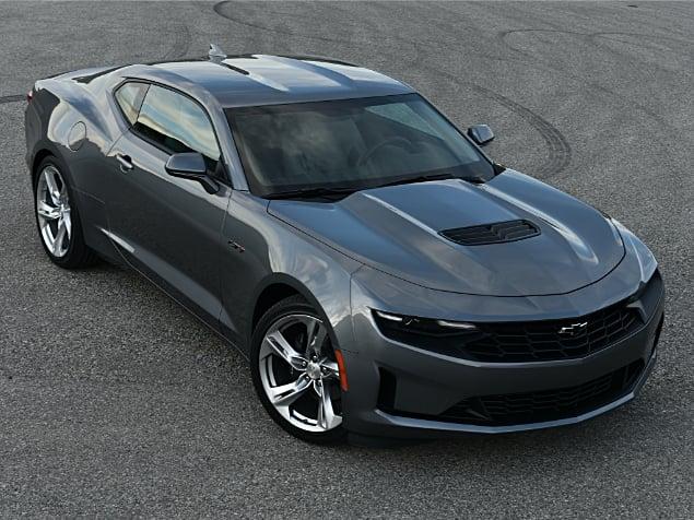 2020 Chevrolet Camaro Review J D Power