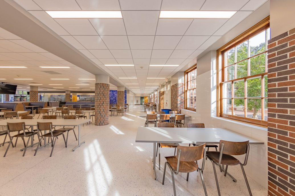 Jesuit Unveils Newly Renovated Cafeteria and Dining Experience | Jesuit High School of New Orleans