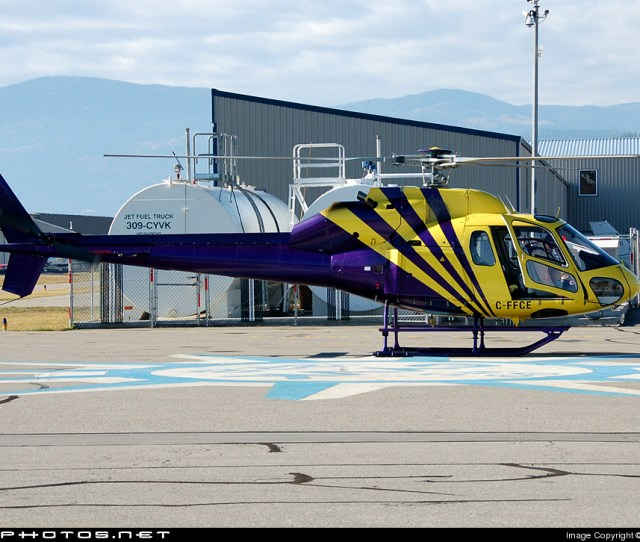 C Ffce Aerospatiale As 355f Eclipse Helicopters
