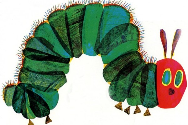 the very hungry caterpillar # 14