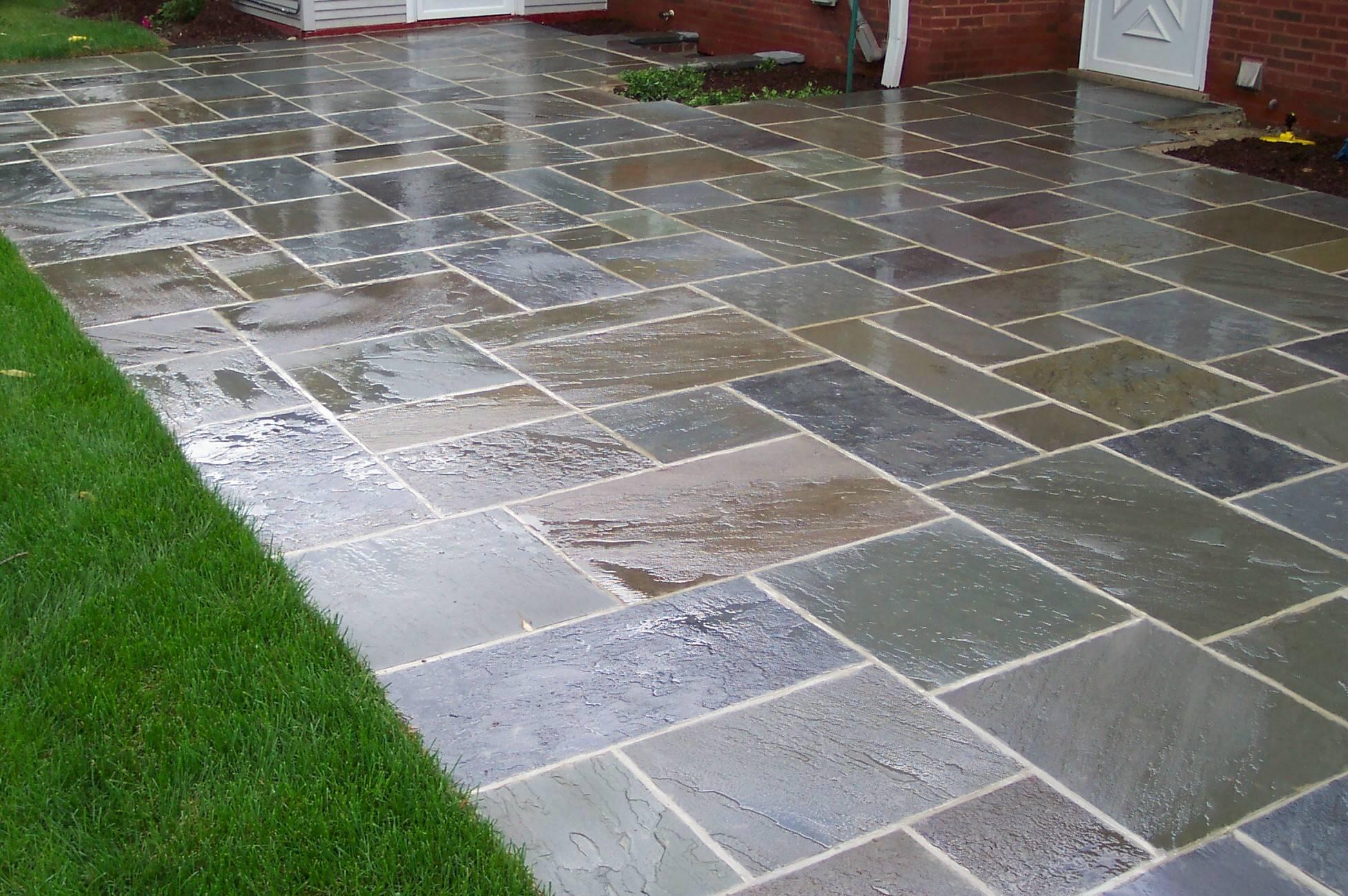 bluestone patio pavers design ideas