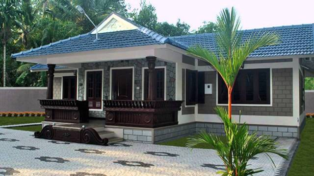 Budget Home Designs Kerala Low Cost Homes Designed - House ...