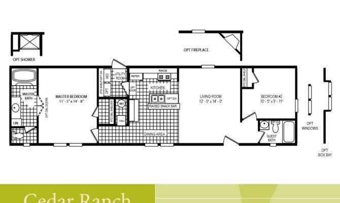 cavco homes floor plan bedroom bath single wide 83241  670x400 resizeu003d665 2C397 mobile home designs. Floor Plans For 2 Bedroom Mobile Homes Plans Home Plans Ideas Picture